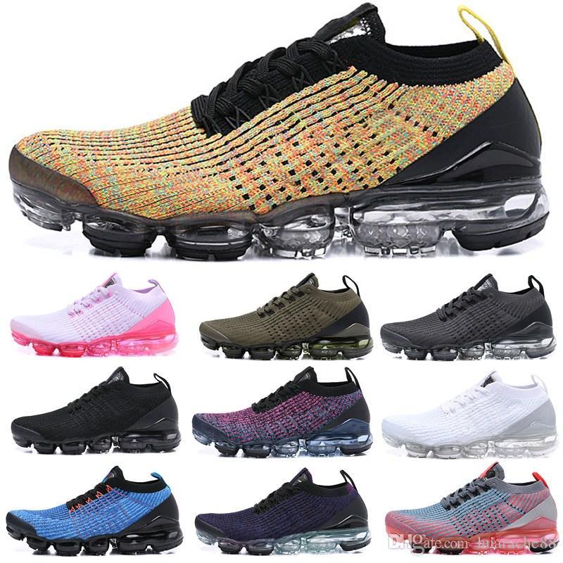 Varış flair Koşu ayakkabı 3.0 Erkek Spor Tasarımcısı Eğitmen Beyaz Kadın Corss Koşu Yürüyüş Rahat Ayakkabılar Çalıştırmak Sneakers