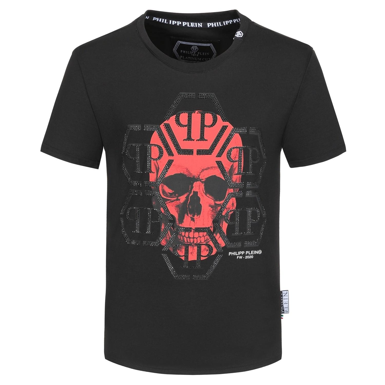 Mens Designer T Shirts compression Funny Top Tees Luxury Casual Men Shirts Street Mens Clothing Short Sleeve Summer Fashion Tshirt Black ds