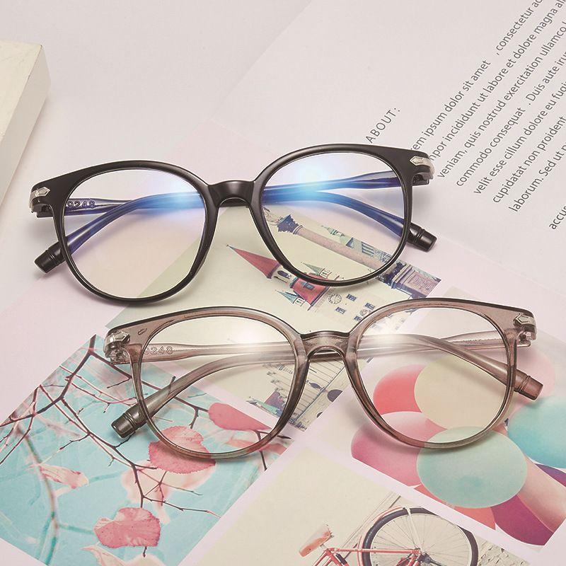 Frauen Shades Coole Sonnenbrille Retro Eyewear Designer Designer Damen Runde Sonnenbrille Coole Luxus EUMTS