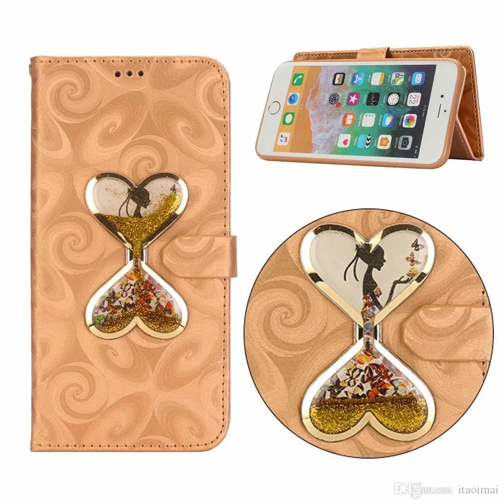 cover iphone 6s clessidra cuore