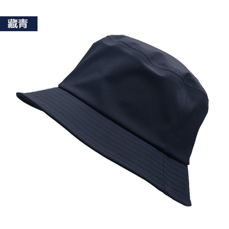 الصيف الرجال البوليستر رقيقة الحجم الكبير الصياد قبعة المرأة في الهواء الطلق الشاطئ واقية من الأشعة فوق البنفسجية قبعة الشمس حجم كبير الصيد 56-58cm 58-60cm