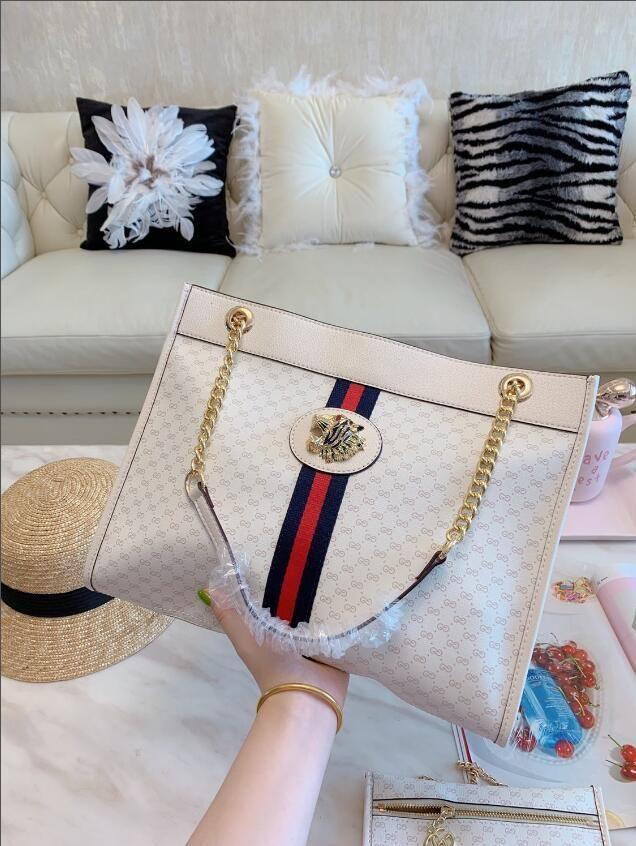 2020 designer borse stile caldo di vendita Naverfull spalla della frizione alta in pelle di lusso di alta qualità tote genuino della mucca classica shopping bag - 03