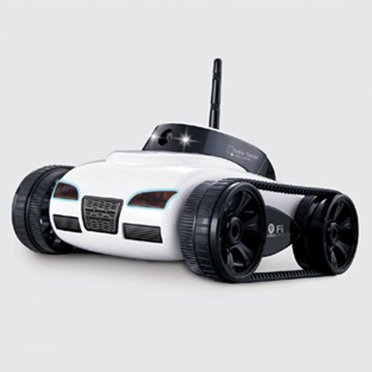 Happy Cow Rc tank 777-270 WiFi Tank Car Toy With Camera Remote Control Video By IOS phone or Android toy For Children FSWB