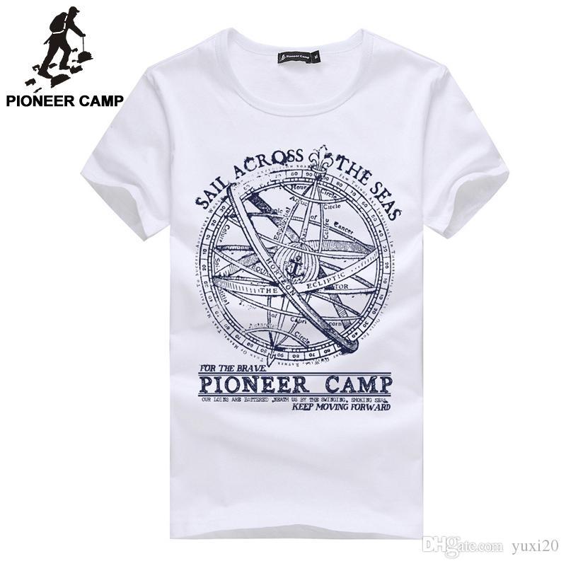 2019 짧은 소매 티 셔츠 남자 패션 브랜드 디자인 100 % 코 튼 t- 셔츠 남성 품질 인쇄 티셔츠 o- 목 405038