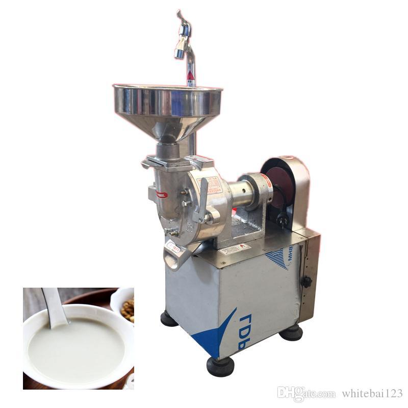 Para la venta caliente casera de múltiples funciones de arroz máquina de molienda de soja jarabe de máquina eléctrica húmeda 550W 220V Refinador