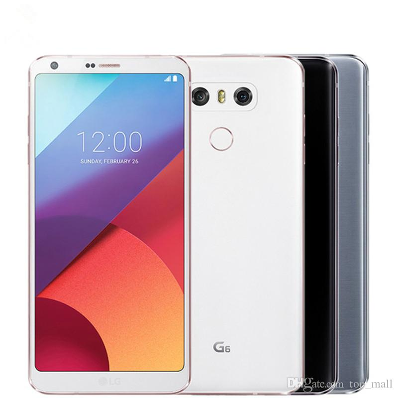 Refurbished Original LG G6 H870 H871 H872 H873 VS998 Quad Core 64GB ROM Unlocked 4G LTE Smart Phone