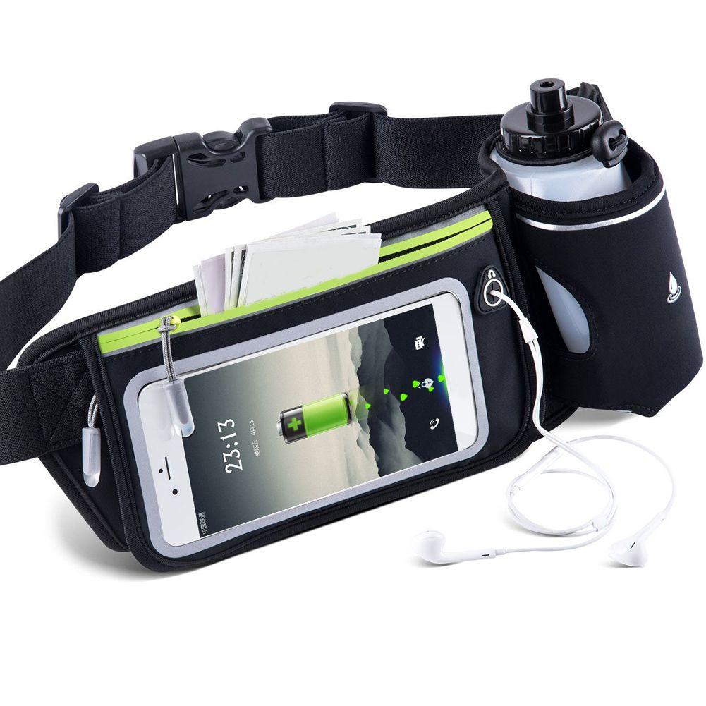 Ginásio Esporte Jogging Chaleira Bolsa de Cintura Ao Ar Livre Com Belt Celular Unisex Correndo Bags