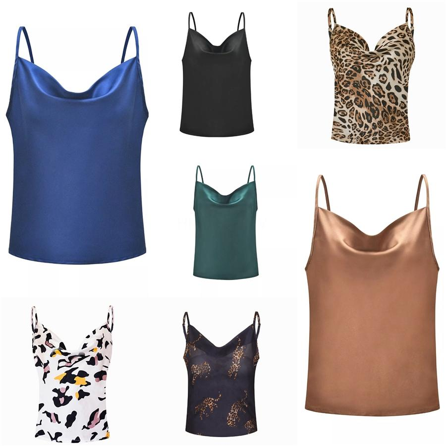Womens Blusa 2020 Verão Regatas Shirts Plus Size Túnica Chemise 5XL # 294 Female Camis assimétrico Blusas Mulher mangas