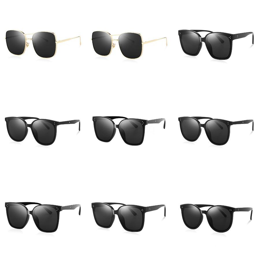 Mirror Polarized Sunglasses For Men And Women High-Definition True Color Film Fashion Sun Glasses Driving Mirror Sun Glass#410