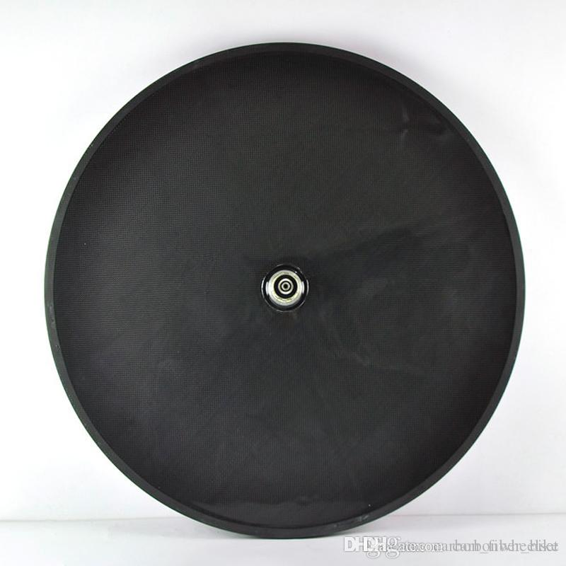 Fabbrica disco presa carbonio ruota 700C bici della strada chiaro eccellente ruote a disco disegno graffatrice e ruota tubolare disco