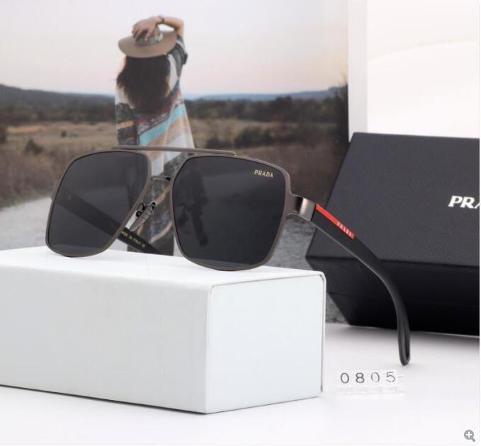 Original Brand Designer Fashion Men and Women Sunglasses UV400 Protection Sport Vintage Sun glasses Retro Eyewear With free box and cases