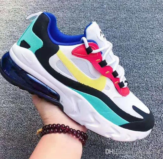 2019 new React Desinger brand running shoes outdoor sneakers men and women coach shoes sneakers