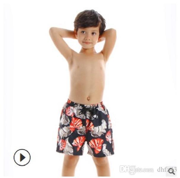 2020 cabrito caliente de la venta del traje de baño NUEVOS pantalones de natación de los niños pequeños de los niños pantalones de playa de los hombres
