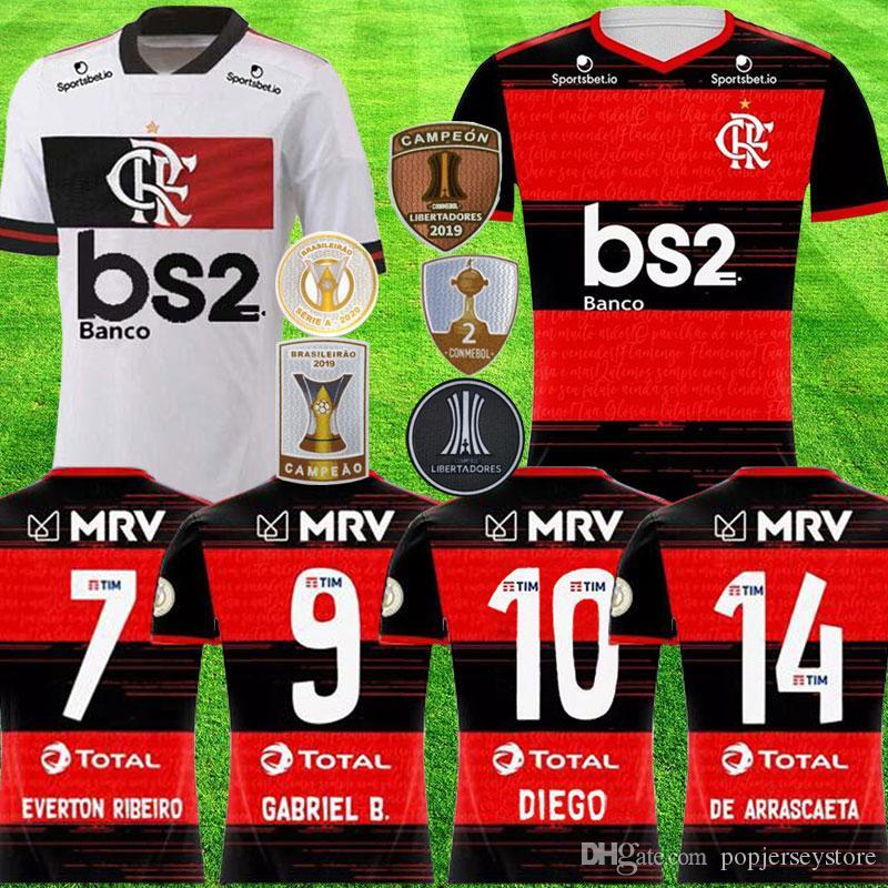 2021 Flamenko futbol flamengo CR camiseta de fútbol 20 21 flamengo futbol forması GUERRERO DIEGO HENRIQUE Gabriel spor kitleri 2020