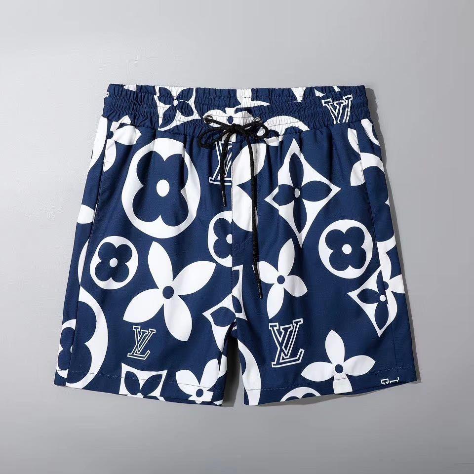 2020 hombres pantalones cortos de playa los cortocircuitos del tablero de los hombres de secado rápido 2018 ropa del verano Bañadores Sandy Beach envío de la gota