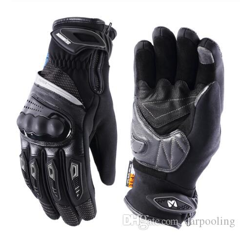 Motorcycle Gloves Thermal Waterproof Men Women Outdoor Windproof Warm Moto Touchscreen Riding Gloves