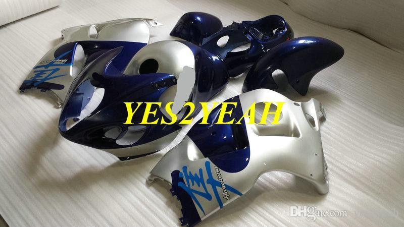 Injection Fairing kit for SUZUKI Hayabusa GSXR1300 96 99 00 07 GSXR 1300 1996 2000 2007 Full tank cover Fairings bodywork SG54