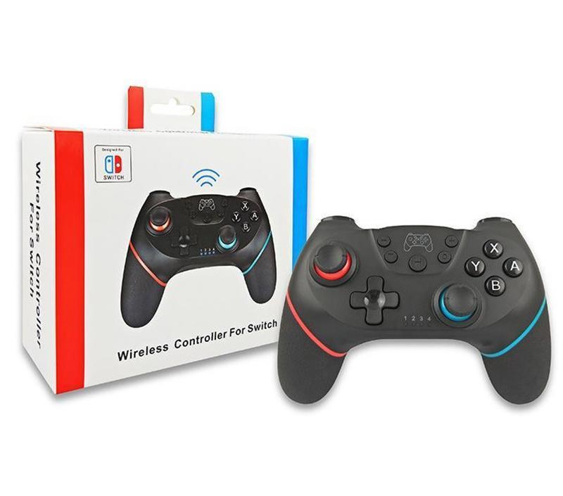 تحكم لعبة بلوتوث تحكم عن بعد لاسلكية للحصول على نينتندو D28 التبديل برو كونسول Joypad المقود لنينتندو التبديل برو وحدة التحكم