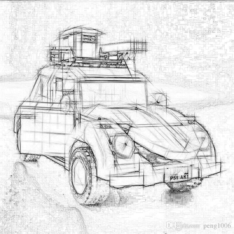 21003 1193Pcs التقنية سلسلة بيتل نموذج اللبنات الكلاسيكية سيارة متوافقة مع 10252 لعب للأطفال هدية 1268