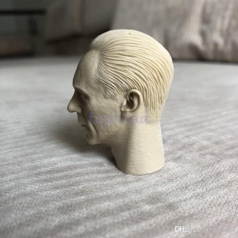 Free Shipping 1//6 scale Custom Head Sculpt WWII German Goebbels AU