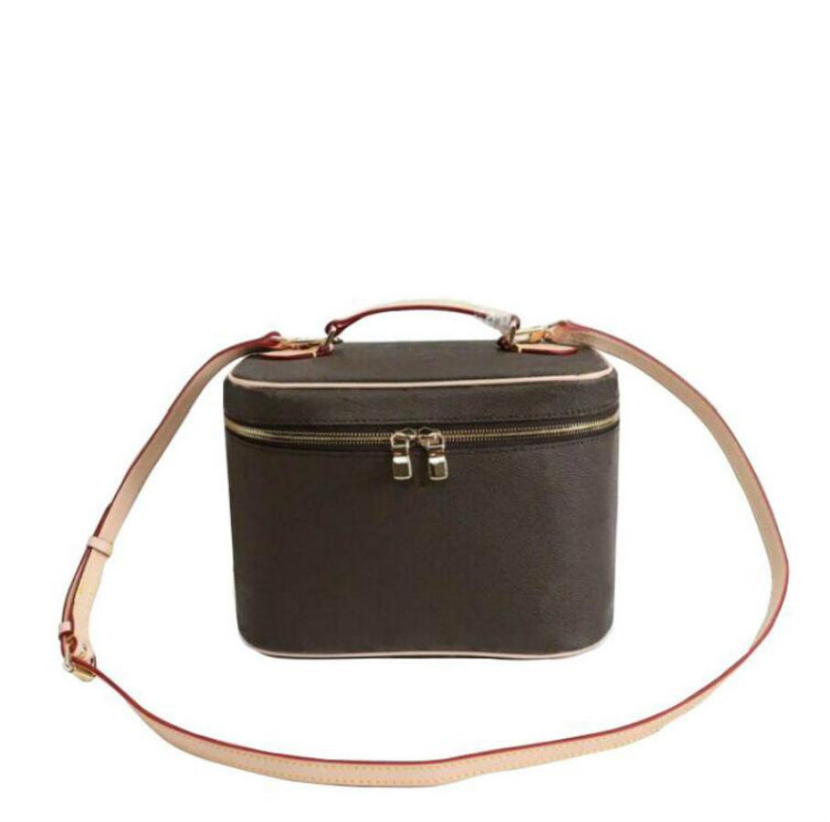 새로운 패션 메이크업 가방 여성 핸드백 오래된 꽃 가방 디자이너 파우치 패션 디자이너 화장품 가방을 만들