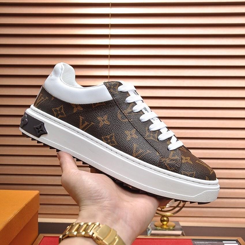 U4 Высокого качества мода случайных мужчин обувь спорт на открытом воздухе красивой дикой обувь люкса оригинальной упаковки коробки Zapatos Hombre