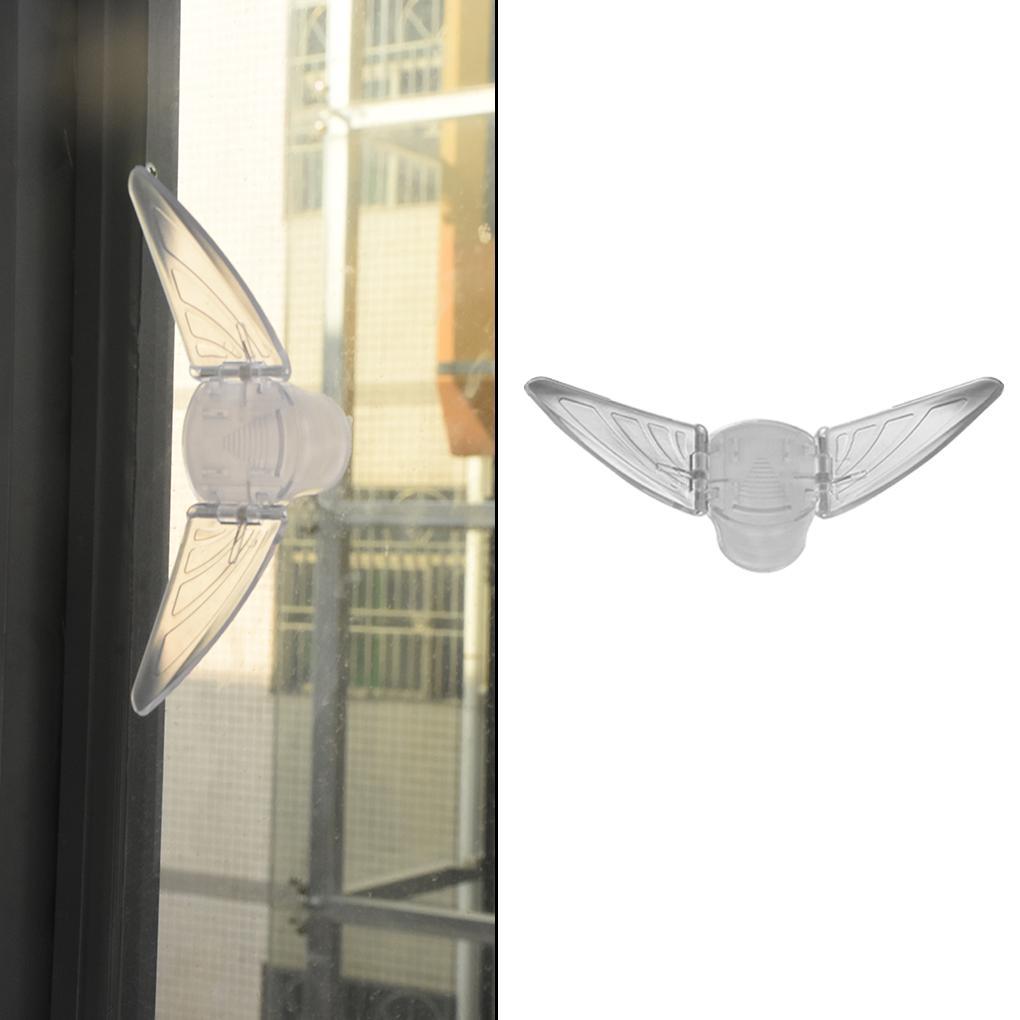 Kapı Pencere Çocuk Koruma Kilidi Çekmece Dolap Kapı Dolap Anti-çimdik Wings Çocuklar Sa Sürgülü için abinet s sapanlar Bebek Güvenliği Kilidi ...