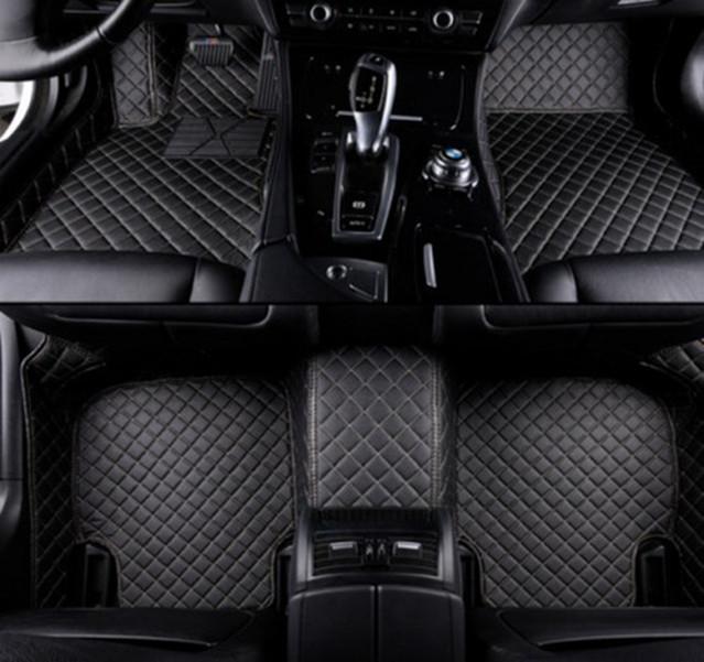 Per Subaru Tribeca 2007-2011 cwaterproof Tappetino per auto tappetini antiscivolo Tappeti tappetino non tossico e inodore