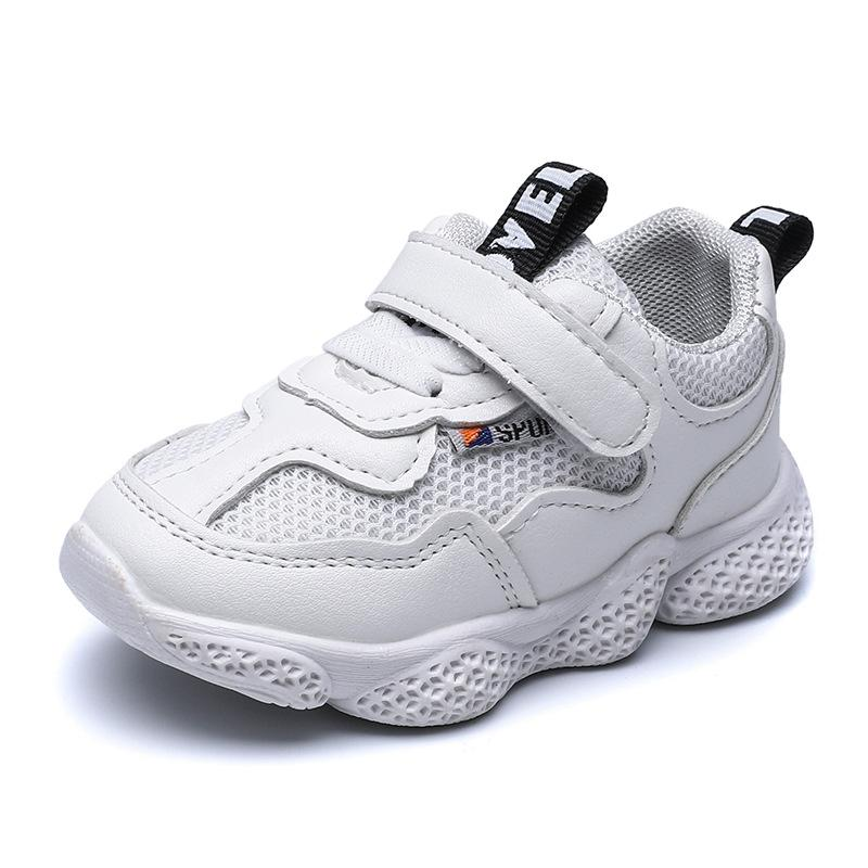 Baby shoes Non-slip shoes 2019 Spring Sneakers Boys and Girls 1-3 Years old children Running Baby toddler Tide