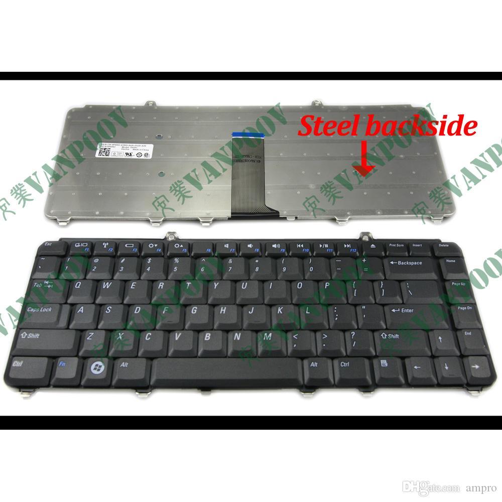 لوحة المفاتيح كمبيوتر محمول جديدة ومبتكرة لديل انسبايرون 1540 1545 لأسود للولايات المتحدة - NSK-D9301