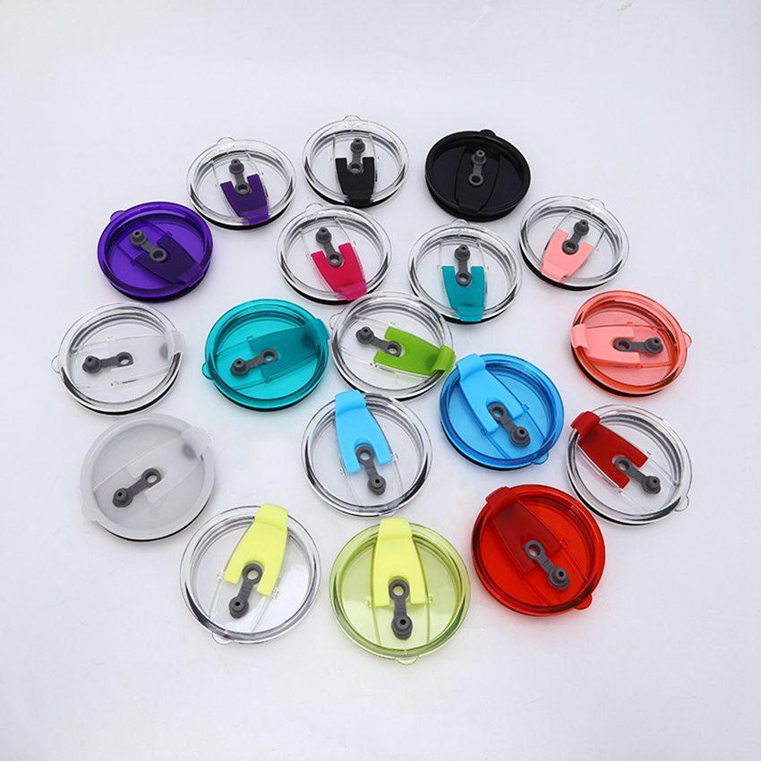 Top Quality 18 colori 30 oz Cup coperchio della guarnizione impermeabile sostituzione Cover resistente prova tazze Coperchi Coperchi Bicchieri ZZA1391