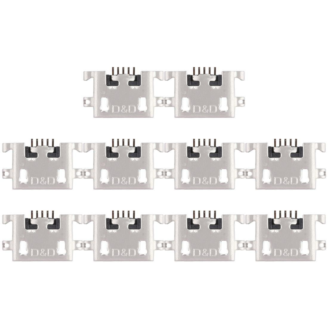10 PCS Charging Port Connecteur pour Xiaomi redmi Note 3 / redmi 6 / 6A redmi