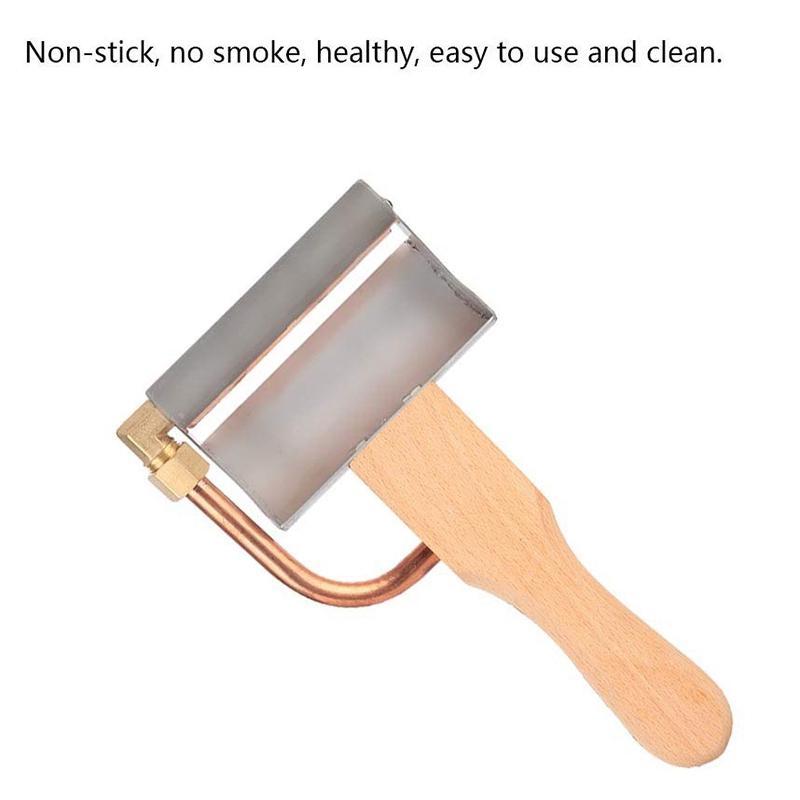 Herramienta Extractora de miel eléctrica herramientas de apicultura para exportar utensilios de abeja raspador de cuchillo de corte de bazo eléctrico Kn