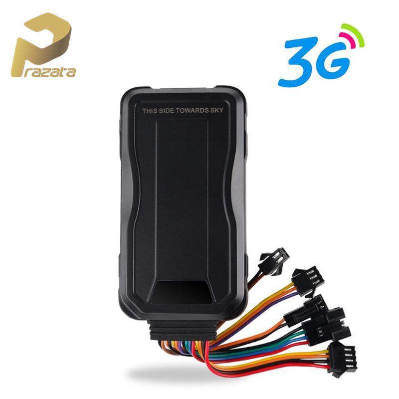 차량 GPS 추적 추적기 3G GPS GT06E 실시간 추적자 차 음성 모니터 SOS 배터리 부족 운동 알람 운전 보안