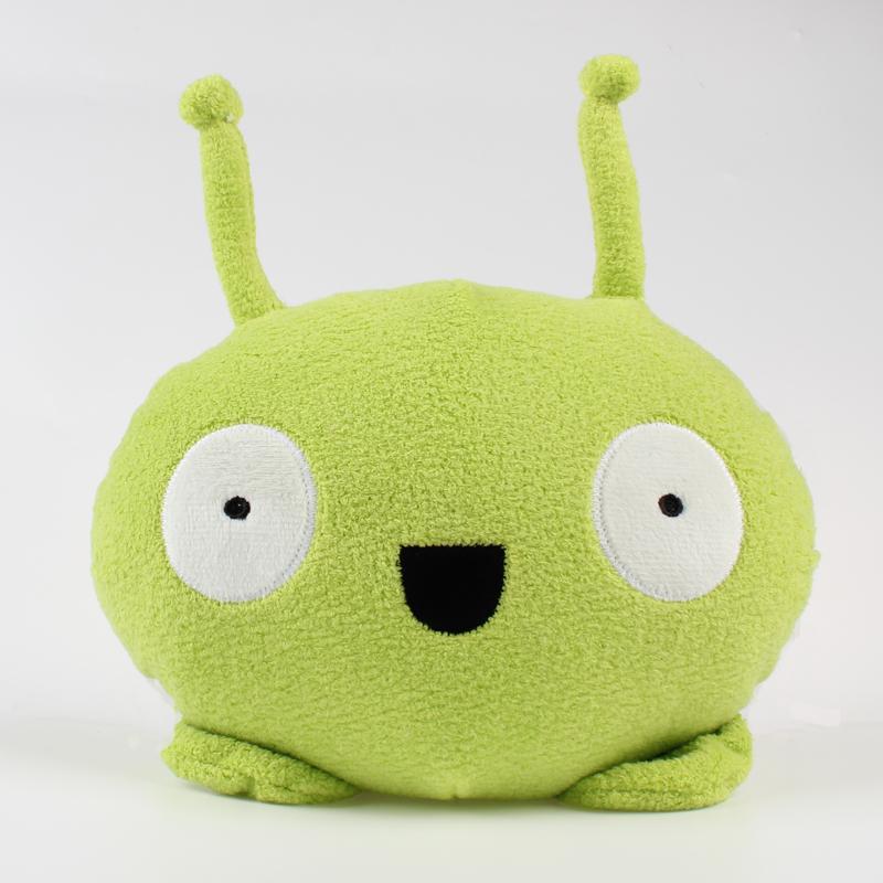 1PC Final Space Mooncake Plush Stuffed Toys Soft Figure Doll Kids Best Xmas Gift