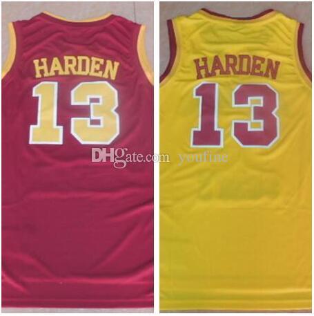 Personality 13 HARDEN College Basketball JerseyS, Discount Cheap College Basketball Wears, sports fan shop интернет-магазин для продажи одежды wear