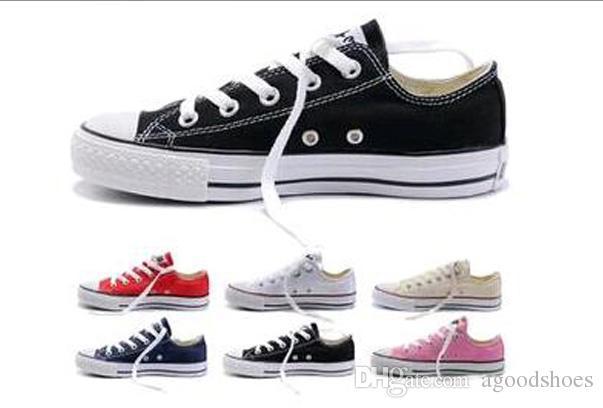 Лучшая цена по прейскуранту завода-изготовителя! femininas парусиновые туфли для женщин и мужчин, высокий / низкий стиль классическая обувь из плотной ткани