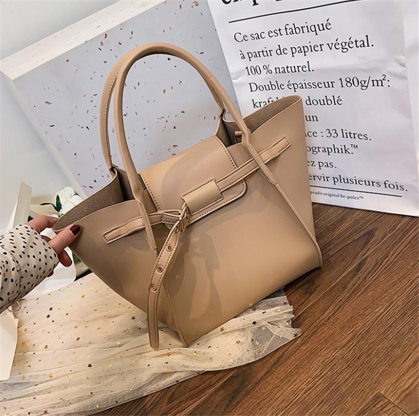 Feminino Moda de Nova Bolsa Simples Moda Versátil Cruz Único Shoulder Bag PH-CFY20060816