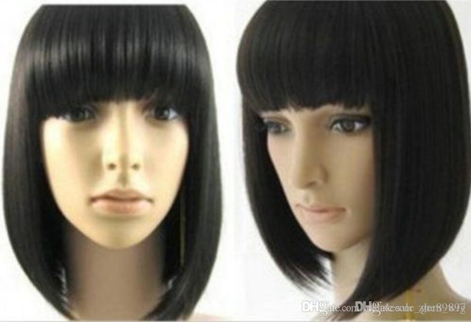 Parrucca per capelli corti alla moda fatta a breve stile di trasporto libero della parrucca