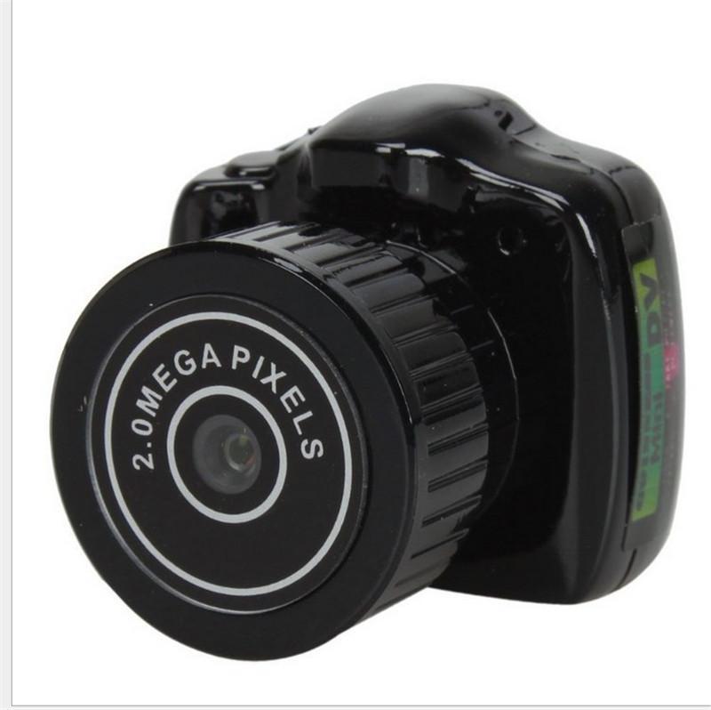 NUOVO HEWSH CAND HD MINI MINI Camcorder Camcorder Digital Photography Video Audio Recorder DVR DV Camcorder Portatile Web Kamera Micro Photo