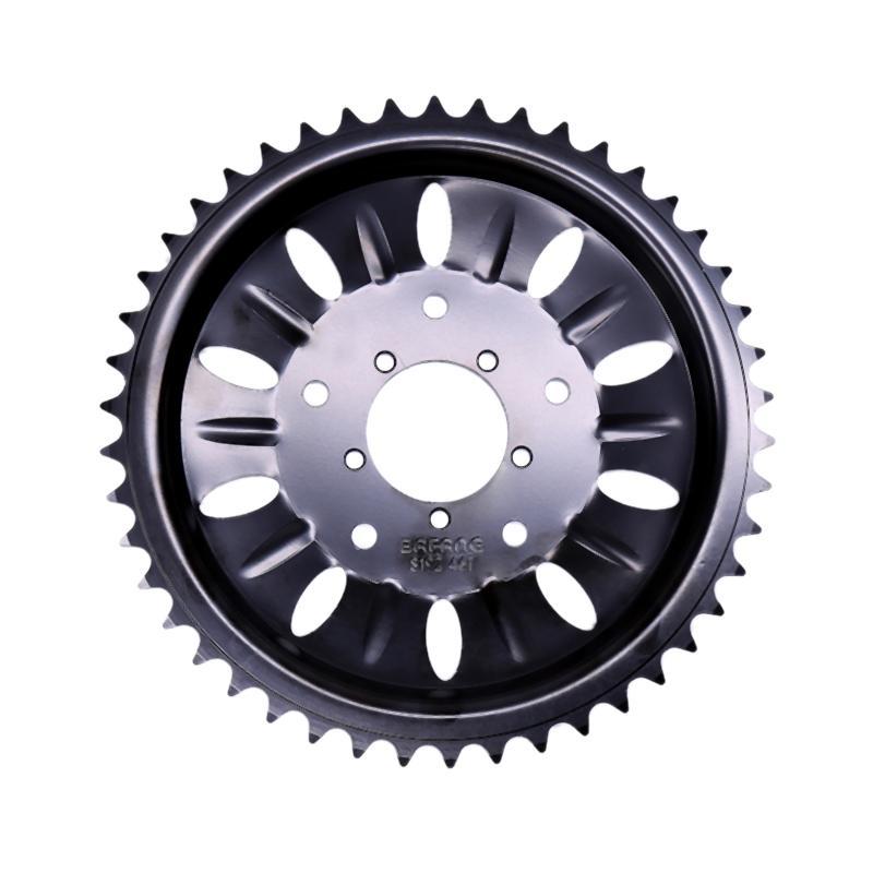 New 46T Chainwheel for Bafang 8Fun Mid Drive Motor Bbshd/Bbs03 Chain Ring Sprocket Wheel Crank Set