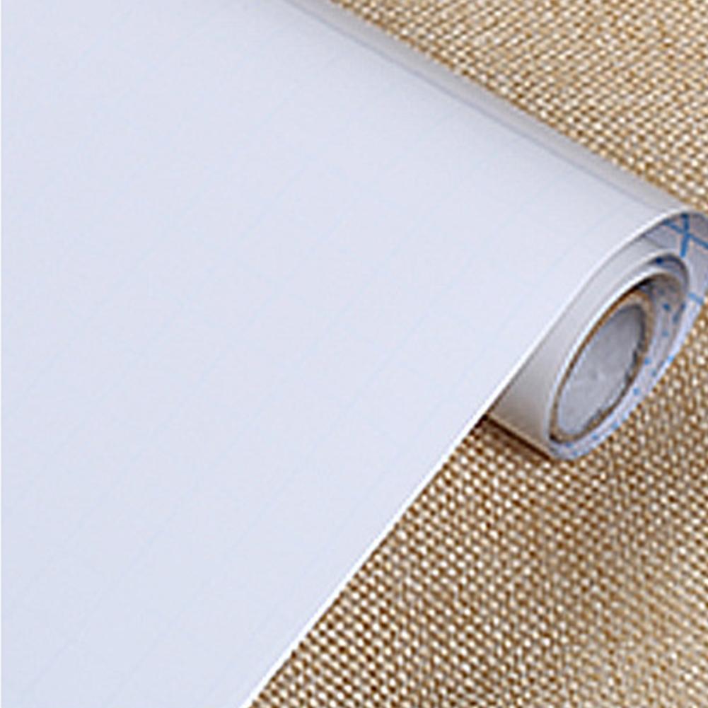 45x100cm extraíble Pizarra blanca Pizarra Pizarra engomada del PVC etiqueta de la pared niños de la pintura la decoración del hogar