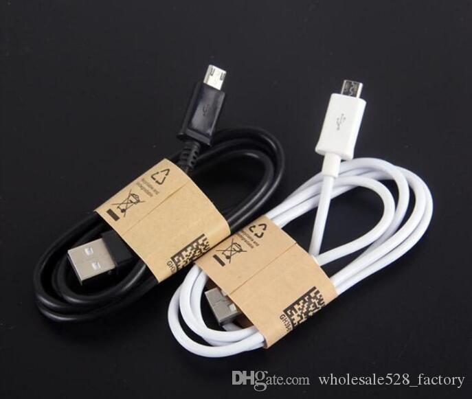 삼성 갤럭시 S3 S4 노트 마이크로 USB 충전기 케이블 V8의 USB 데이터 동기화 충전기 케이블 코드 4 HTC LG