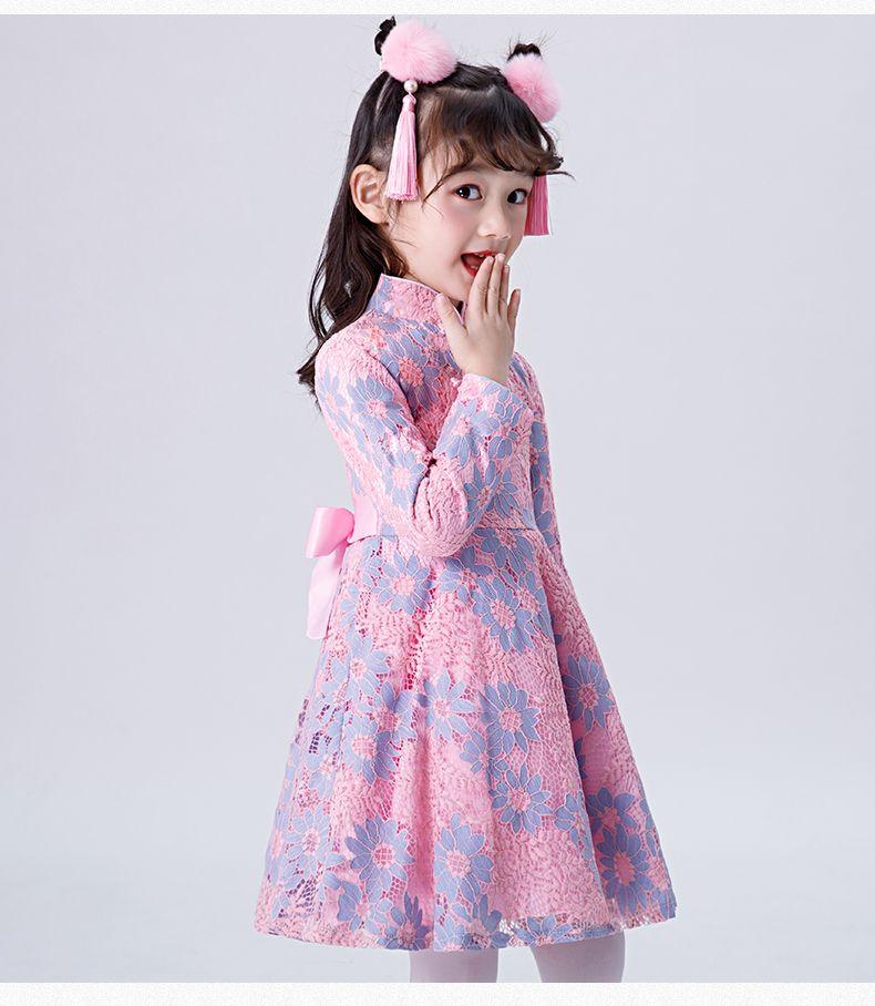برودوتس 2020 # 001 الخريف والشتاء فساتين التعميد جديدة الطفل ملابس أطفال ليندا الجديدة تكلفة الشحن اضافية الطفل ملابس أطفال
