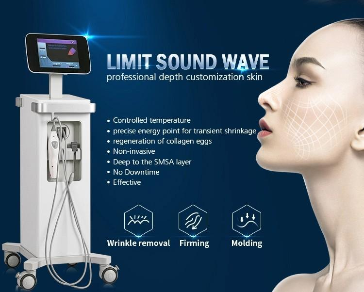 2020 mais recente dispositivo skincare CPT Thermage fracionário RF rejuvenescimento facial da pele de elevação de aperto remoção do enrugamento navio Máquina gratuito