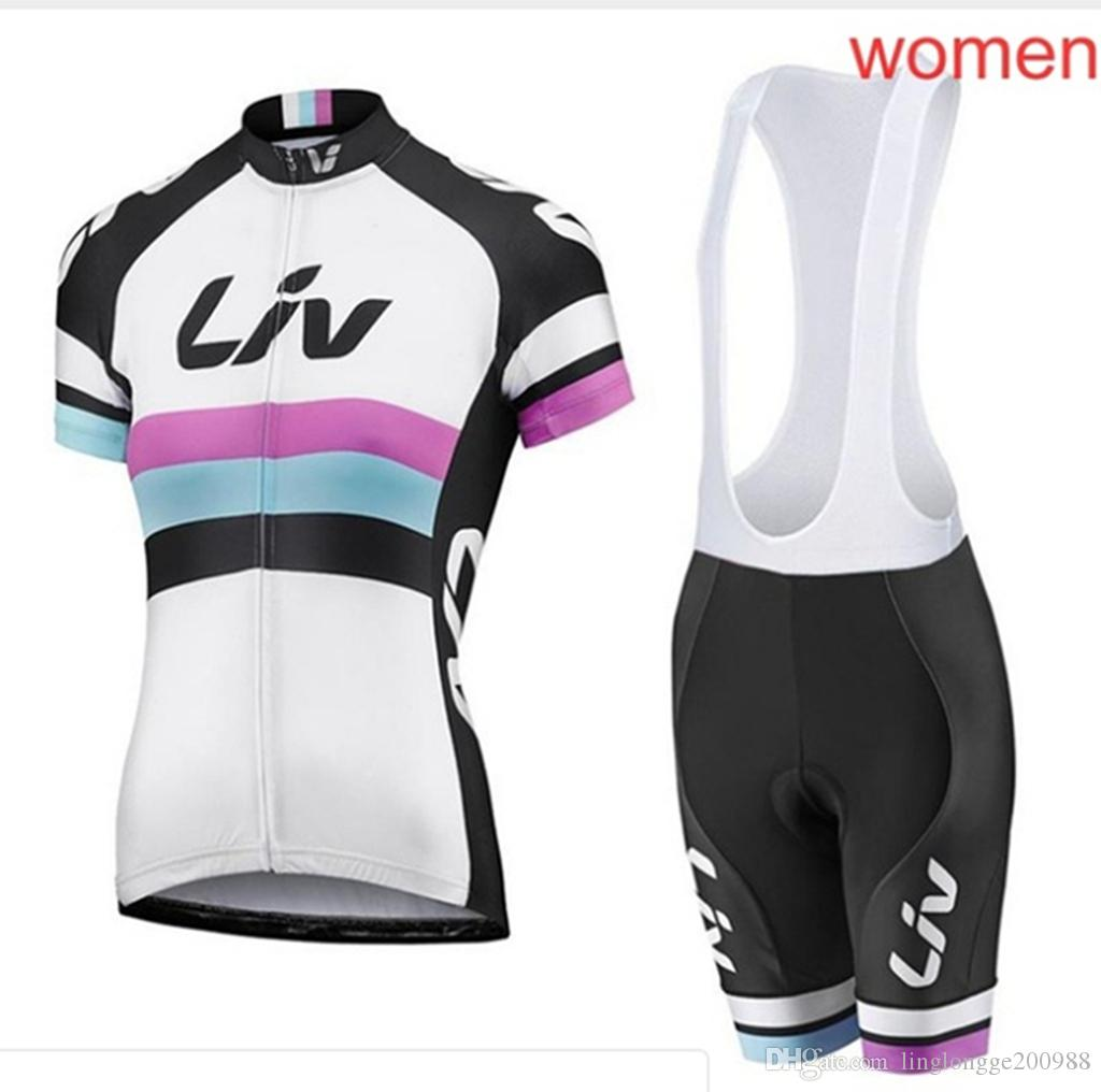 2019 yaz bisiklet forması önlüğü kısa setleri bayan bisiklet giyim kısa kollu mtb forması seti / kitleri bisiklet şort 9d ped postaot Ciclismo