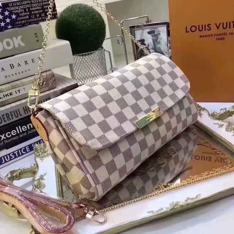 # 9708 5A EVA Sacs à bandoulière de luxe L Plaid Femmes Wallet Défilés de mode exotique Sac à main en cuir femme du soir de la chaîne V Portefeuilles Porte-Monnaie