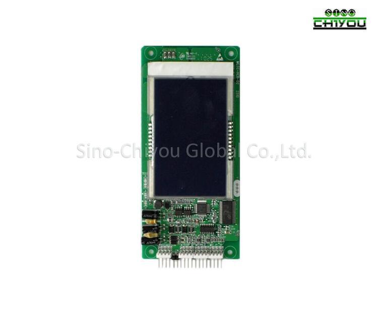 Monarch Elevator Teile Original COP LOP LCD-Anzeigetafel Anzeige MCTC-HCB-D2 für Nice3000 Steuersystem