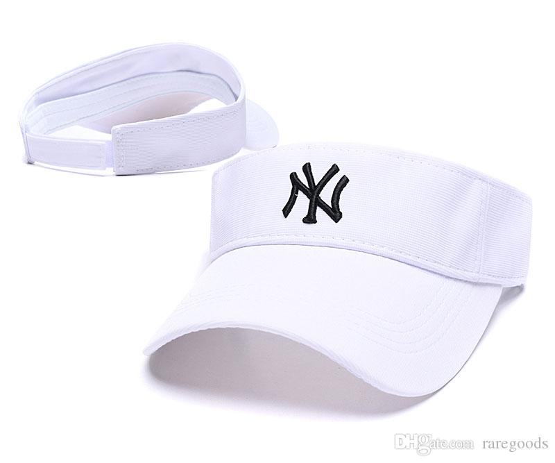 نوعية جيدة جديد 2019 الصيف الساخن نيويورك جاهزة القبعات القبعات الرياضية قبعات البيسبول للرجال والنساء جودة عالية