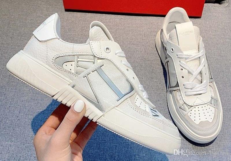 2020 Nouveau chaussures chaud vente design de luxe podium modèles couple lourd avec succès la conception de ruban attire l'artisanat de la soie importée d'attention